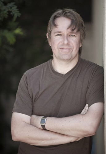 Alastair Reynolds - author of On The Steel Breeze and Chasm City