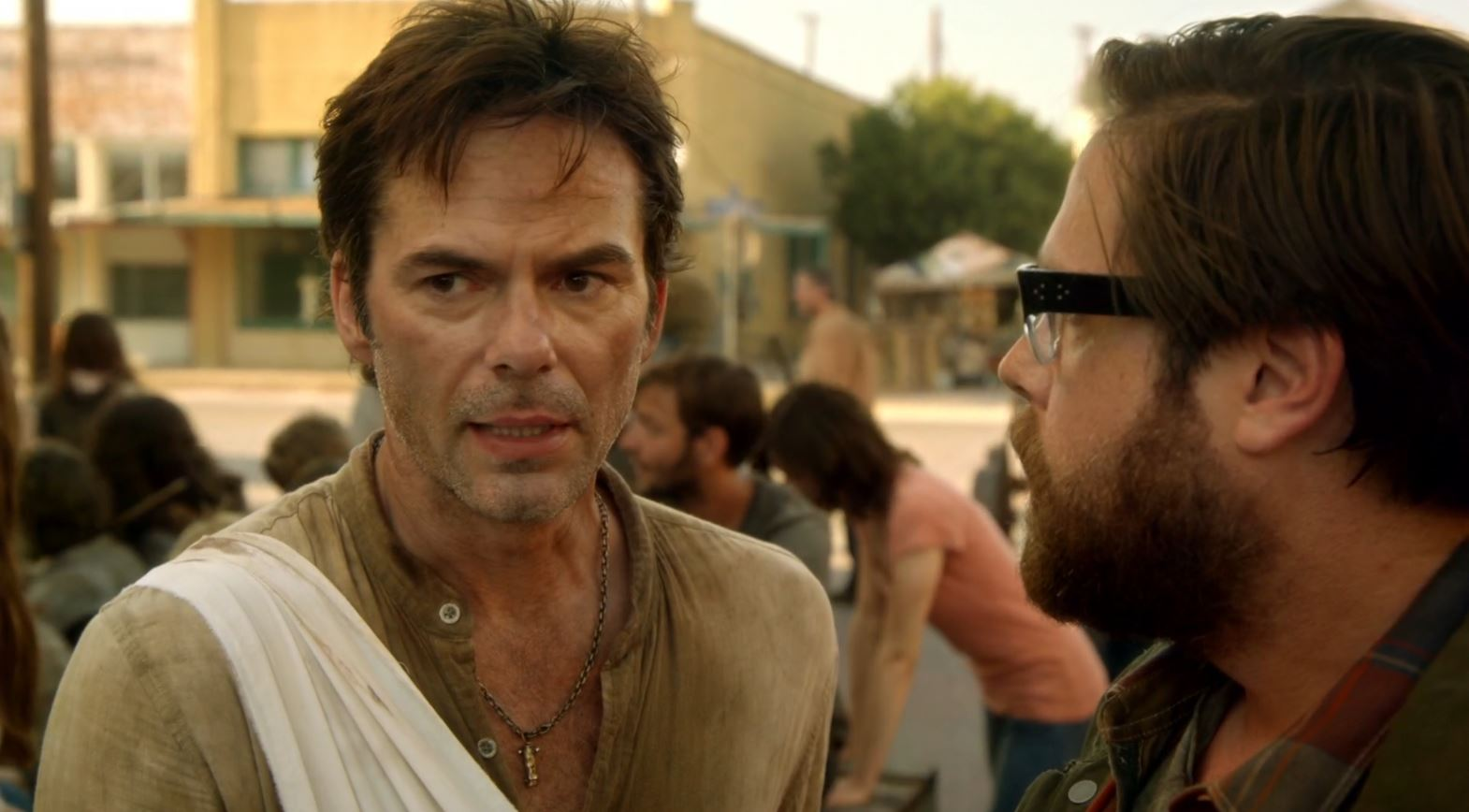 Billy Burke as Miles Matheson - Revolution