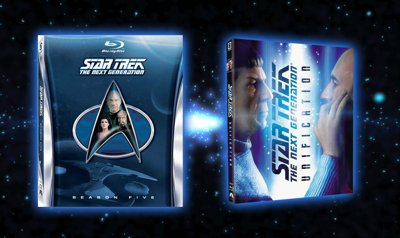 Star Trek TNG & Enterprise Blu-ray release update
