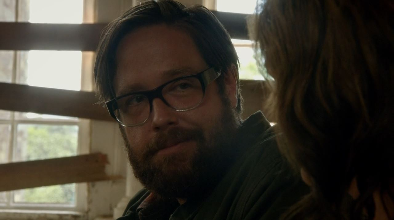 Zak Orth as Aaron in Revolution season 2