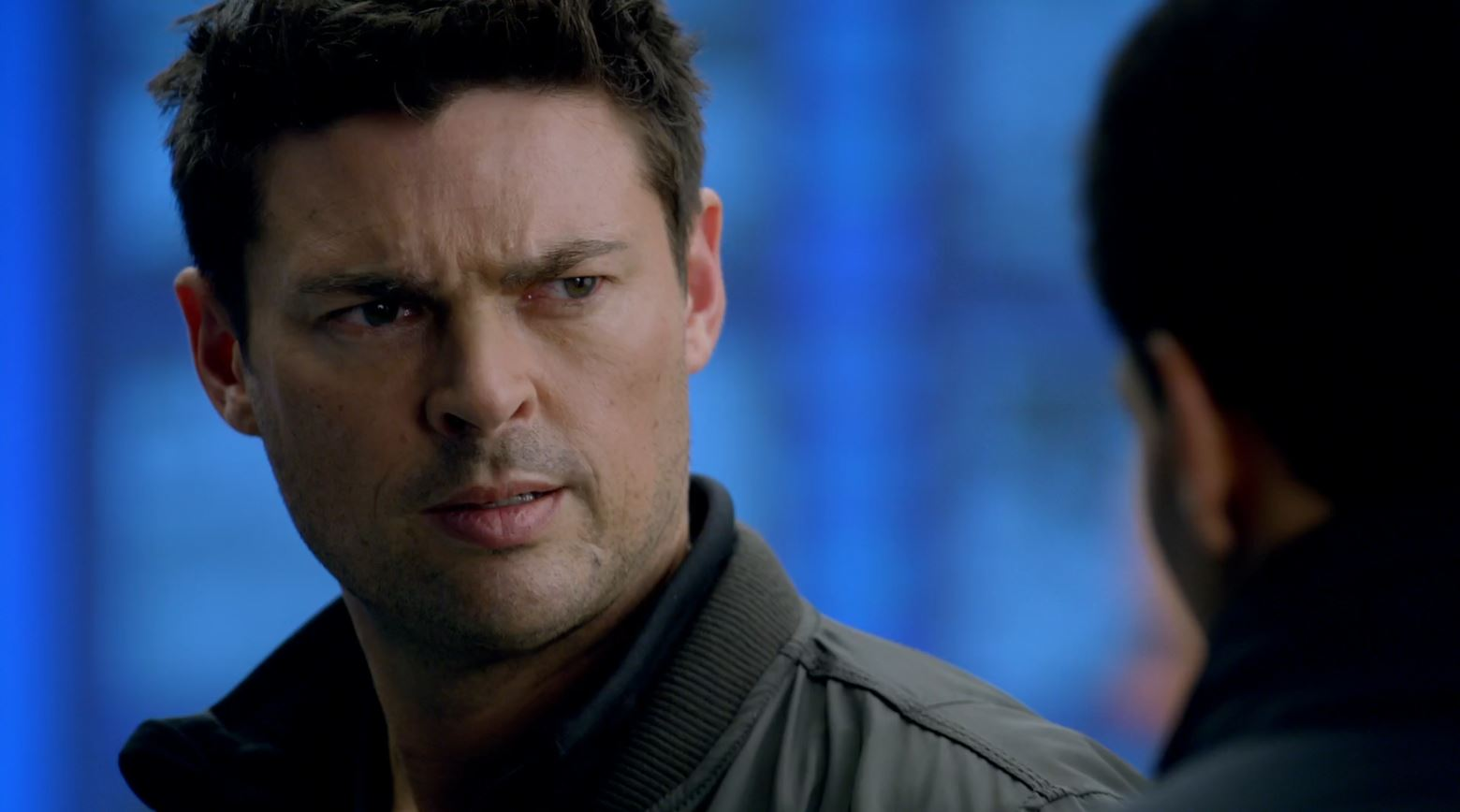 Almost Human - John Kennex played by Karl Urban
