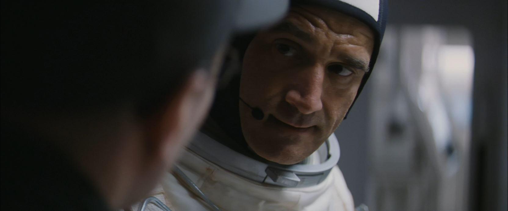 Elias Koteas as Captain Brunel in The Last Days On Mars