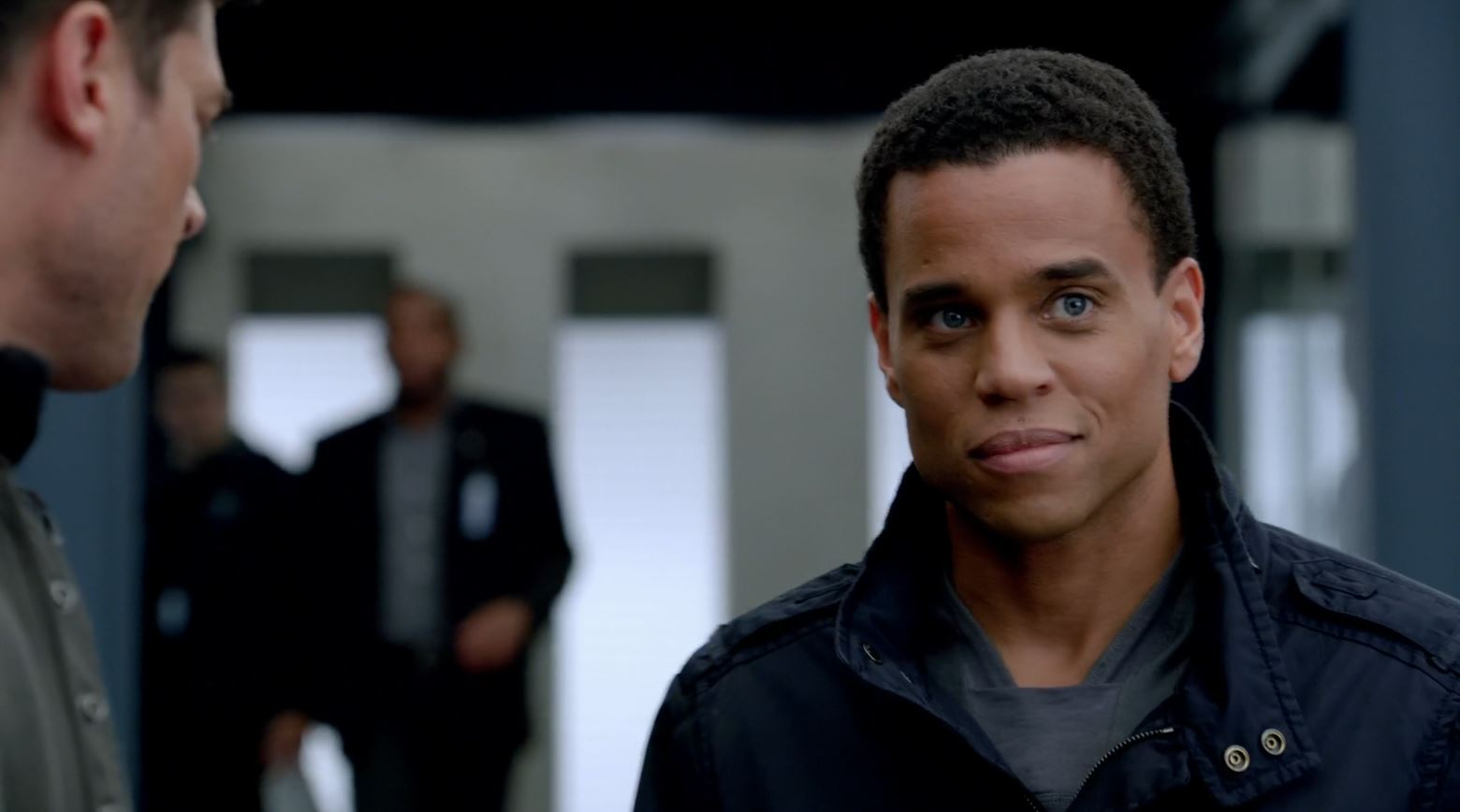 Michael Ealy as Dorian - Almost Human
