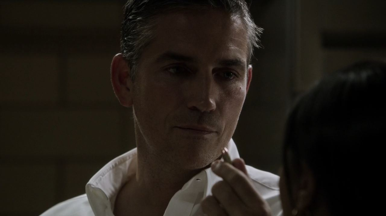 Person of Interest - Mr. Reese and the bullet he wanted to use after Jessica's death