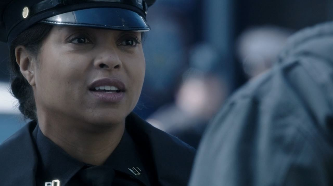 Taraji P. Henson as Detective Carter - Endgame - Person of Interest