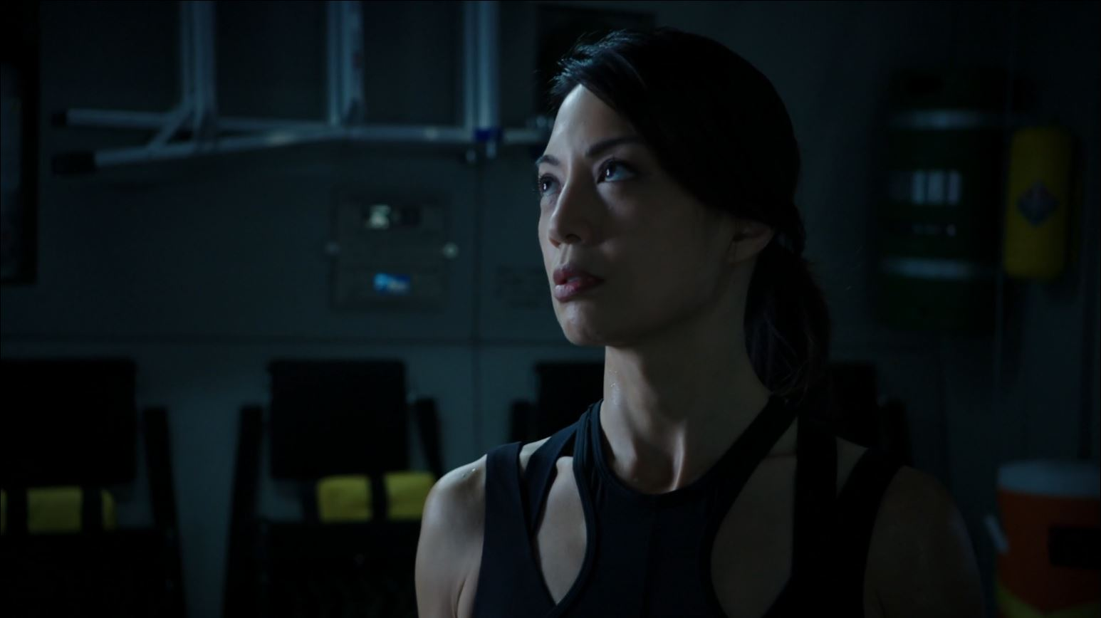 Agents of SHIELD - Ming-Na Wen as Melinda May
