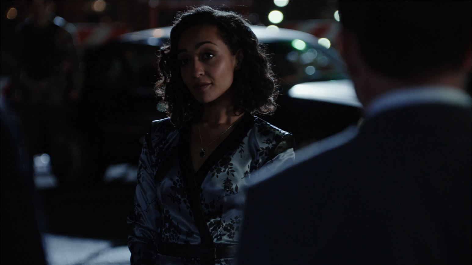 Agents of SHIELD - Raina - The woman in the flower dress