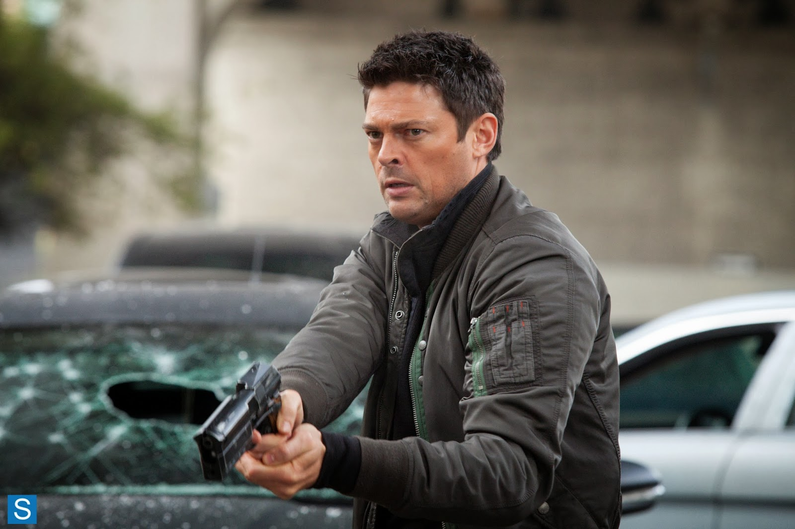 Almost Human - John Kennex (Karl Urban)