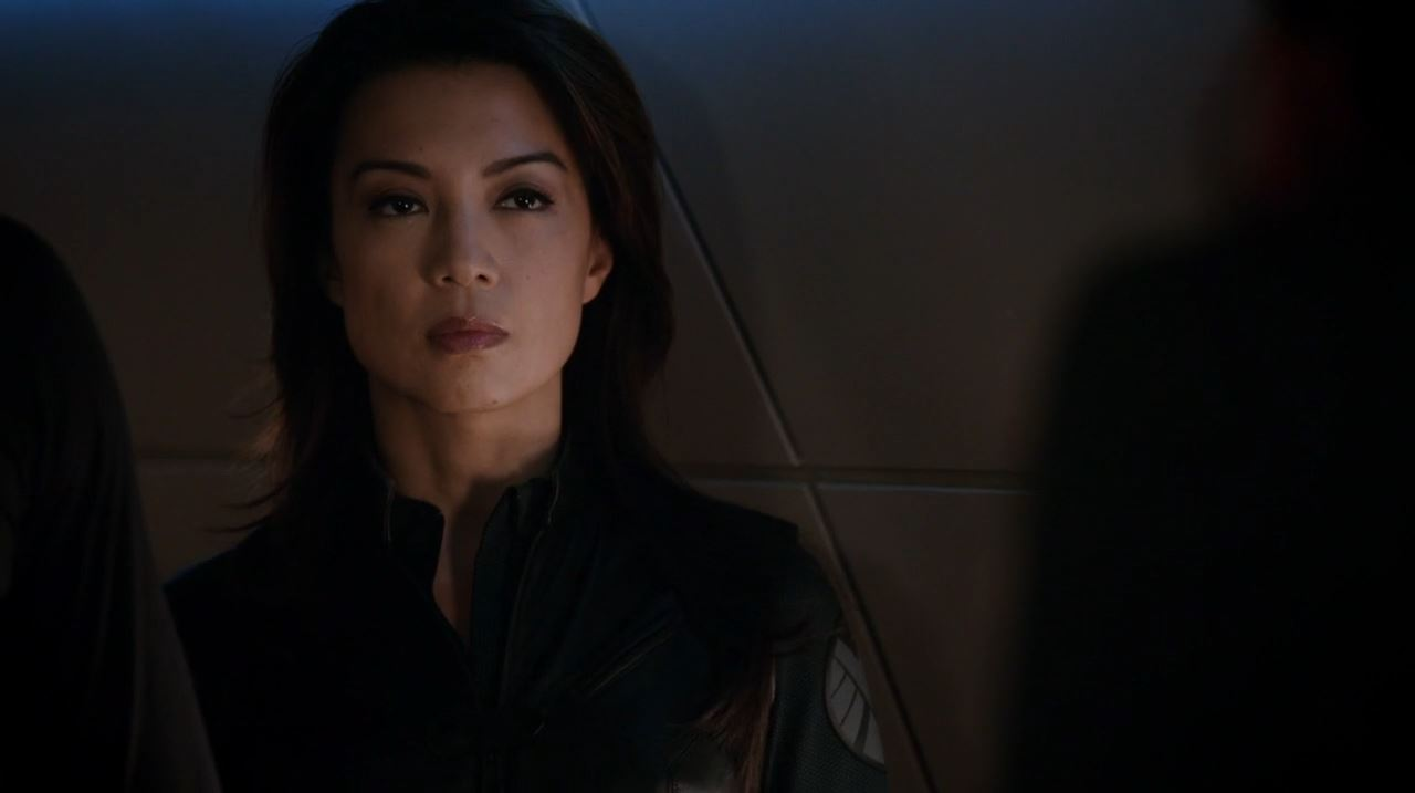 Agents of SHIELD - The Magical Place - Ming Na Wen as Melinda May