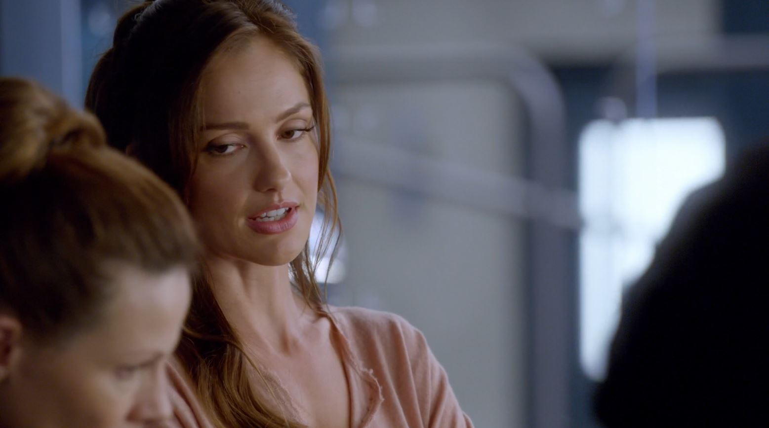 Almost Human - Minka Kelley as Detective Stahl