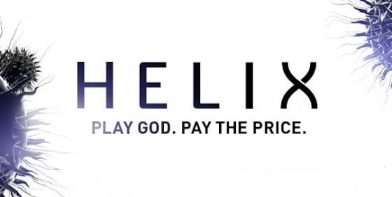 Helix Syfy Logo