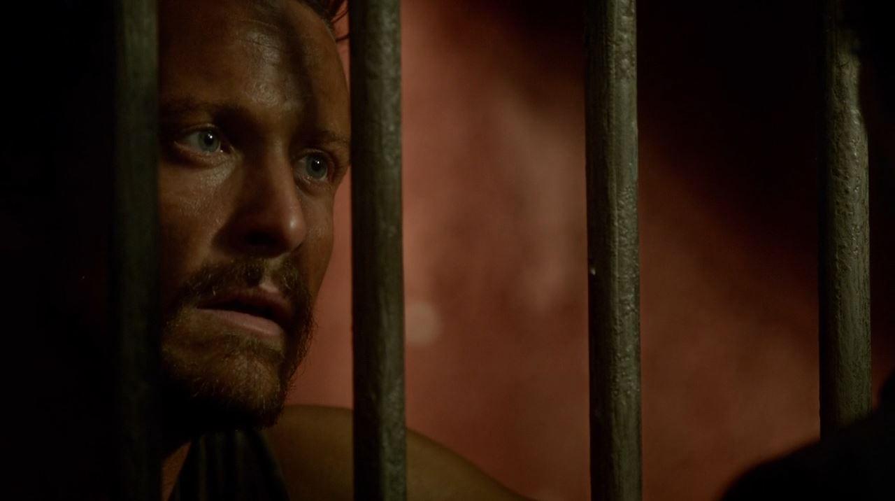 Revolution - Mis Dos Padre - Davis Lyons as Sebastian Monroe