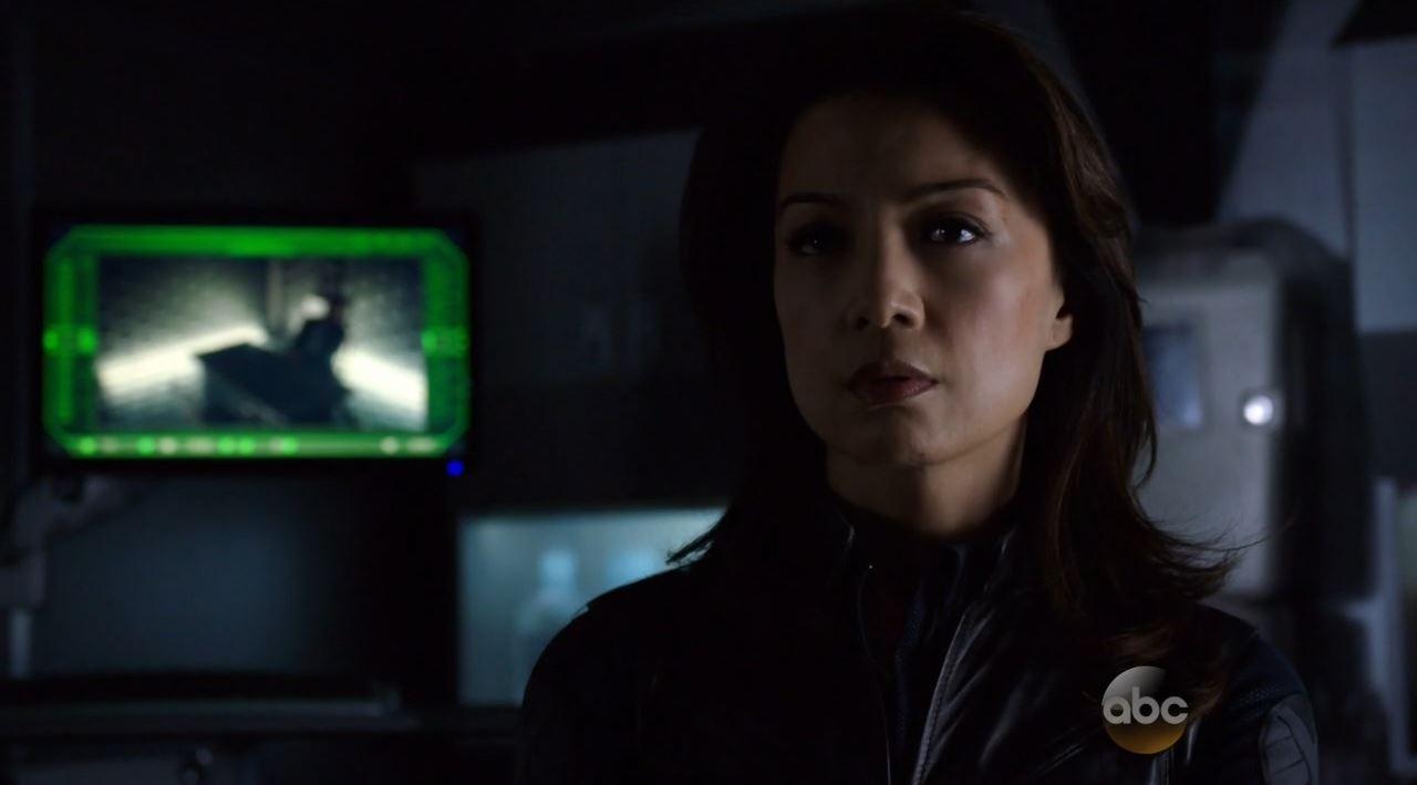 Agents of SHIELD - Melinda May