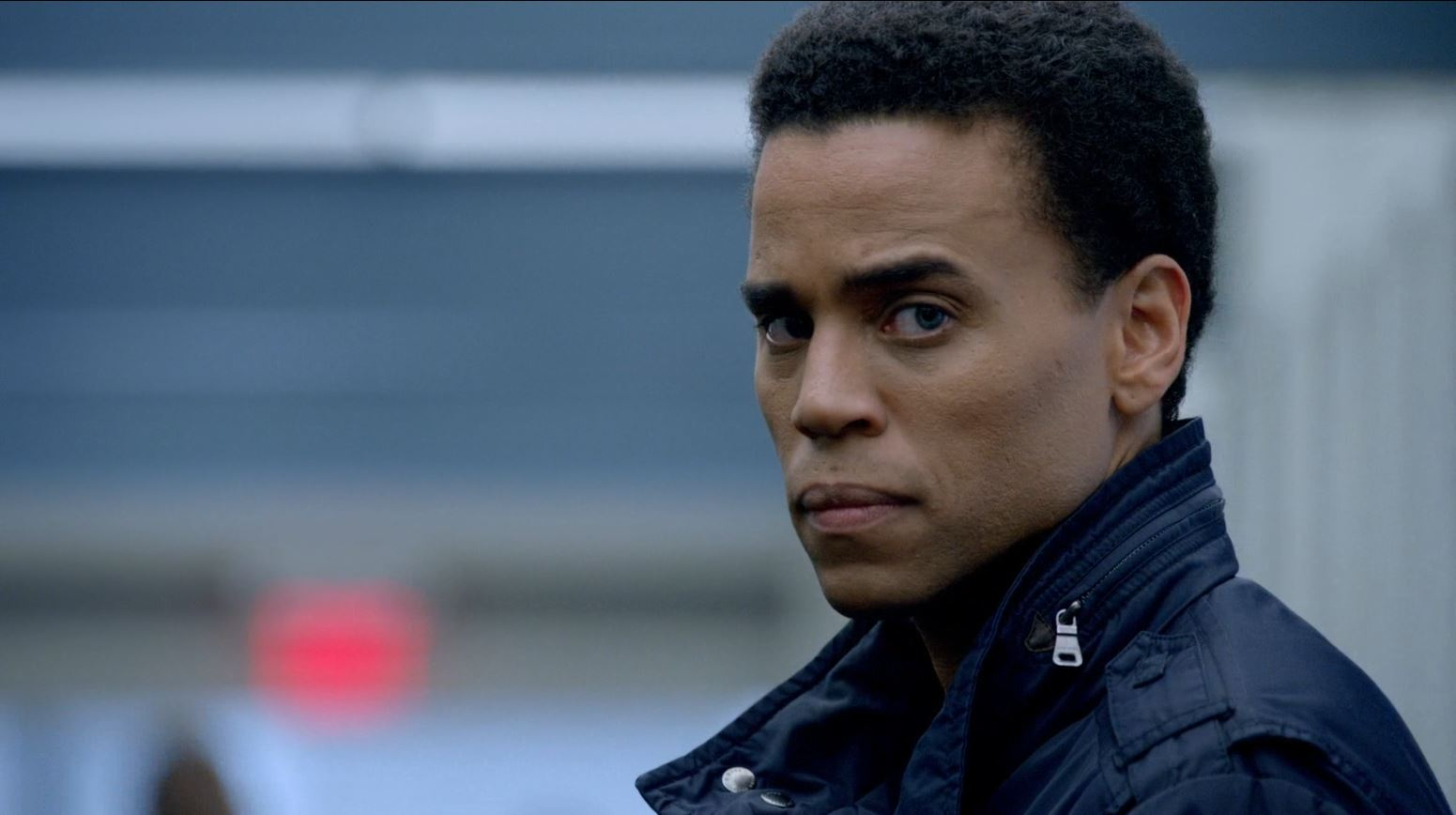 Almost Human - Perception - Michael Ealy as Dorian