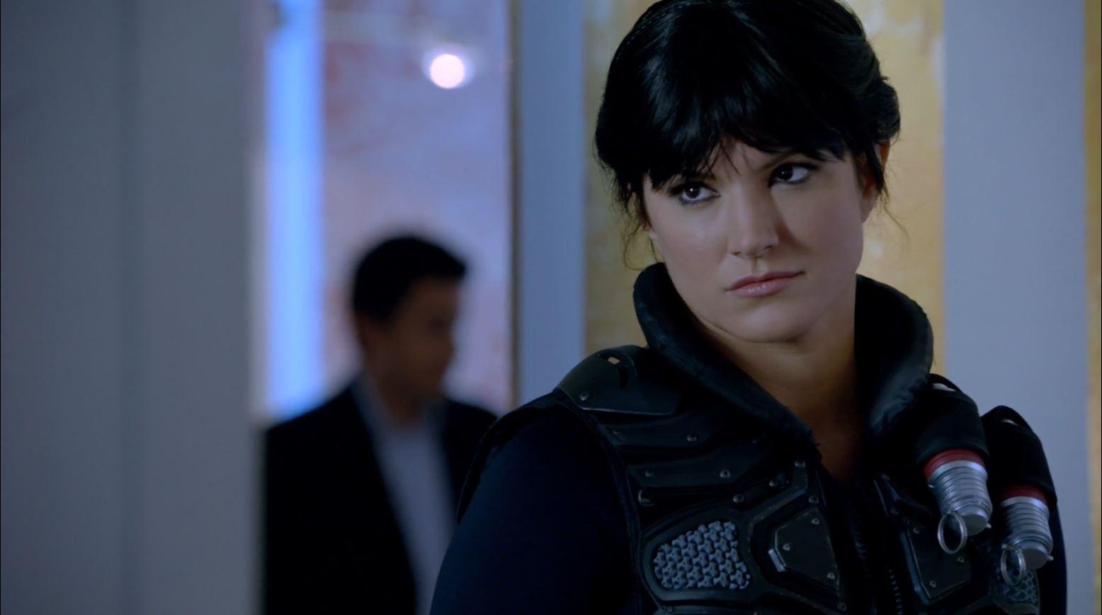 Almost Human - Unbound - Gina Carano as Danica A.K.A Terminatrix