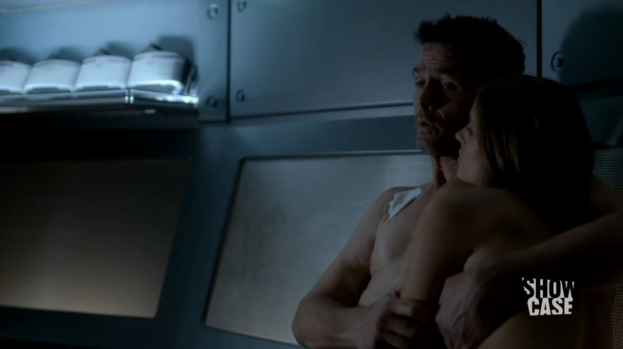 Helix - Alan and Jordan after having had sex