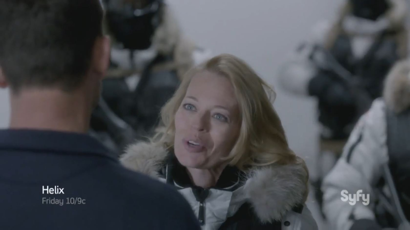 Helix - Jeri Ryan as Constance Sutton
