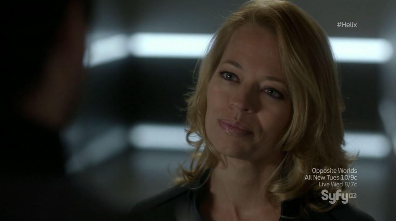 Helix - Survivor Zero - Jeri Ryan as Constance Sutton