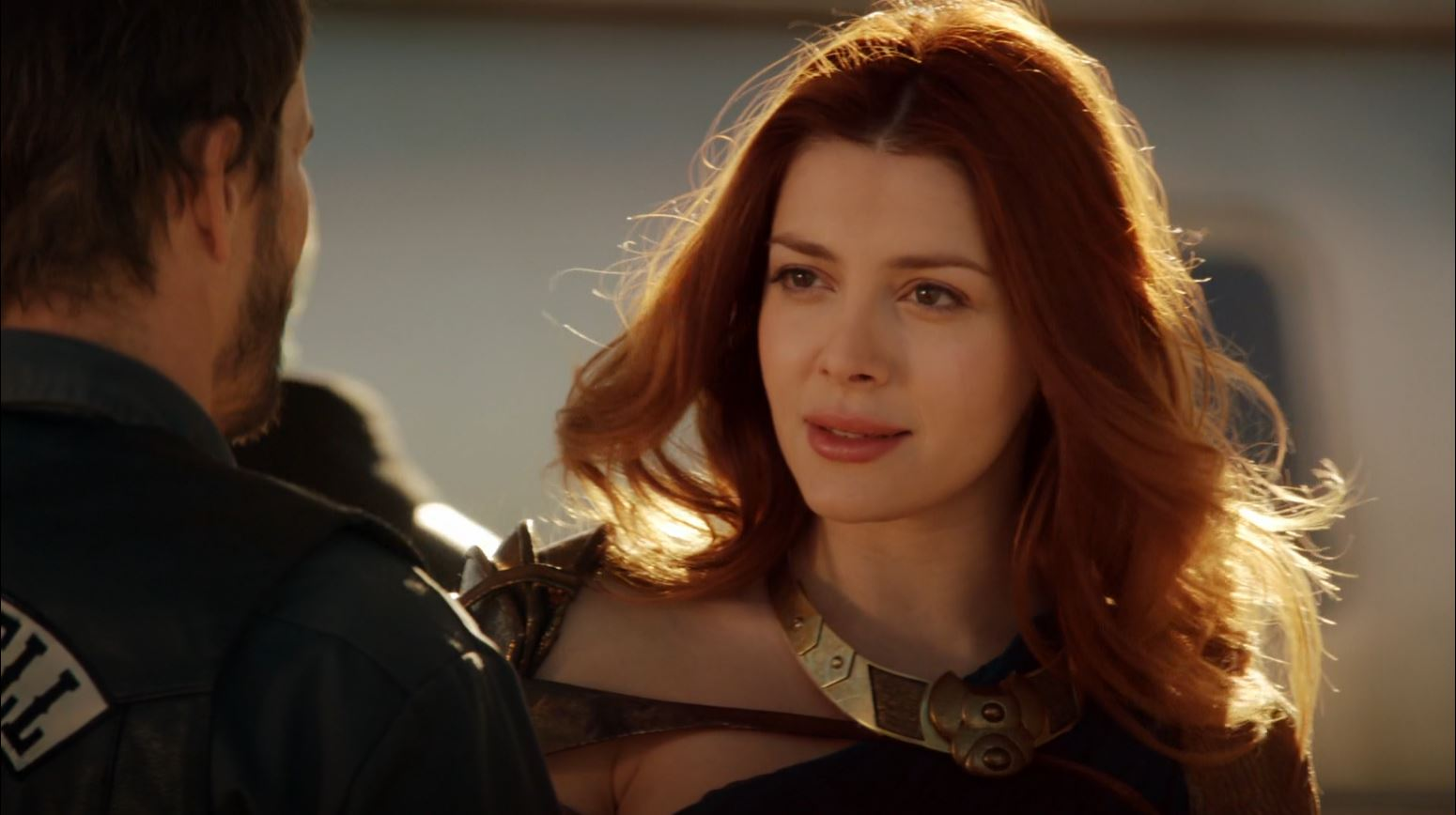 Agents of S.H.I.E.L.D S1Ep15 'Yes Men' - Elena Satine as Lorelei