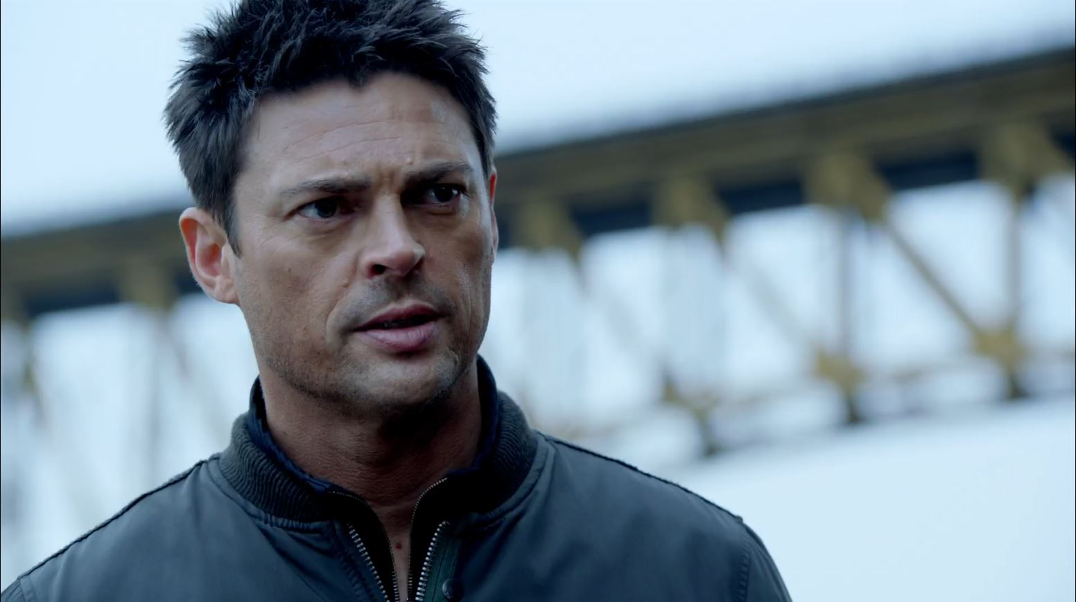 Almost Human - Karl Urban as John Kennex