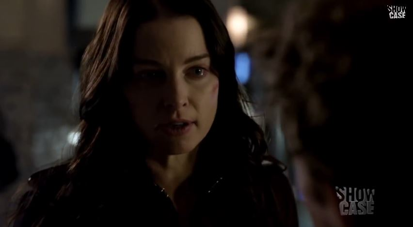 Continuum Season 3 - Kiera Cameron (Rachel Nichols) wanting to kill Alec Sadler