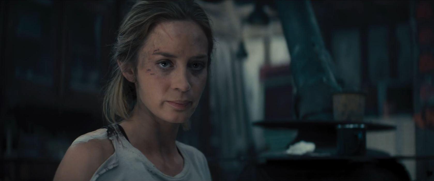 Edge of Tomorrow - Emily Blunt as Rita Vrataski