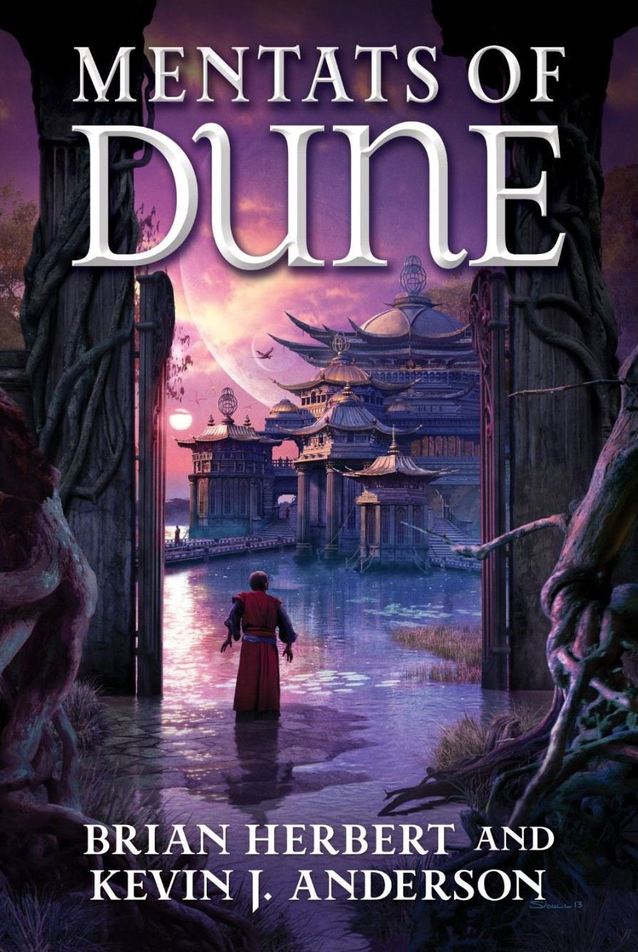 Mentats of Dune cover