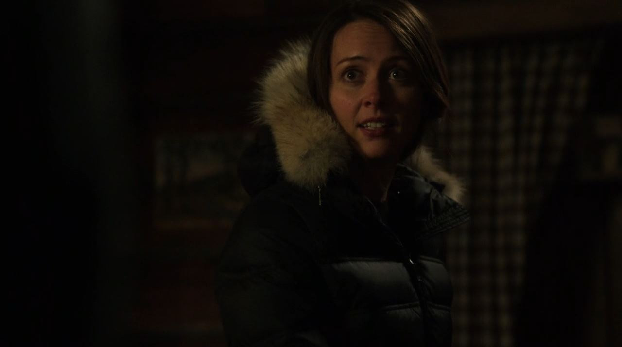 Person of Interest - RAM - Amy Acker as Root