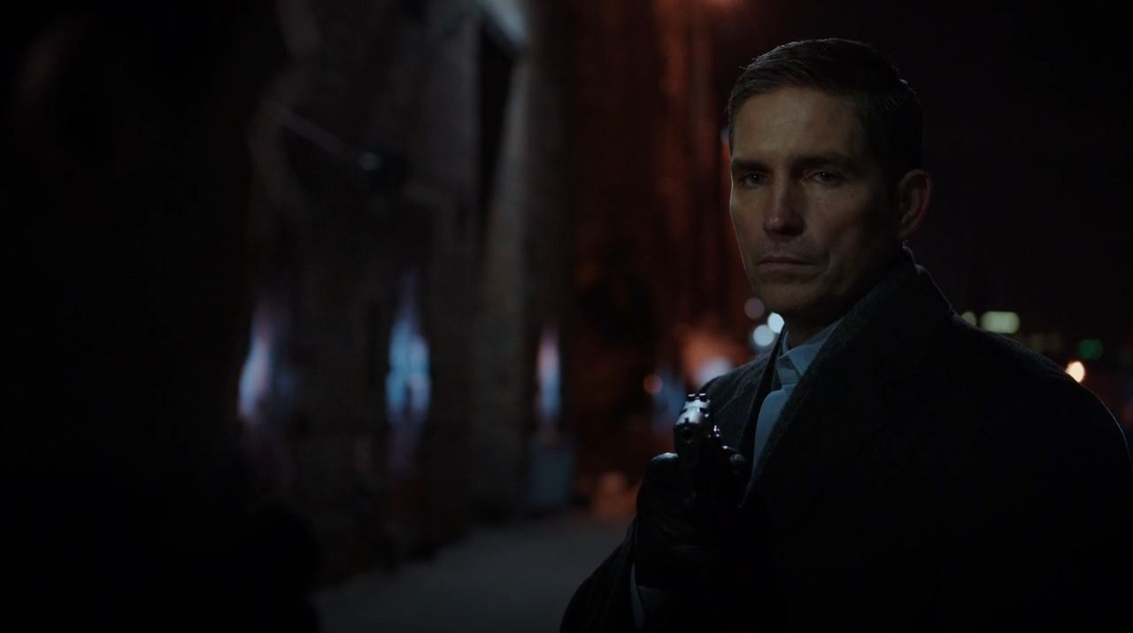 Person of Interest - RAM - Jim Caviezel as Mr. Reese