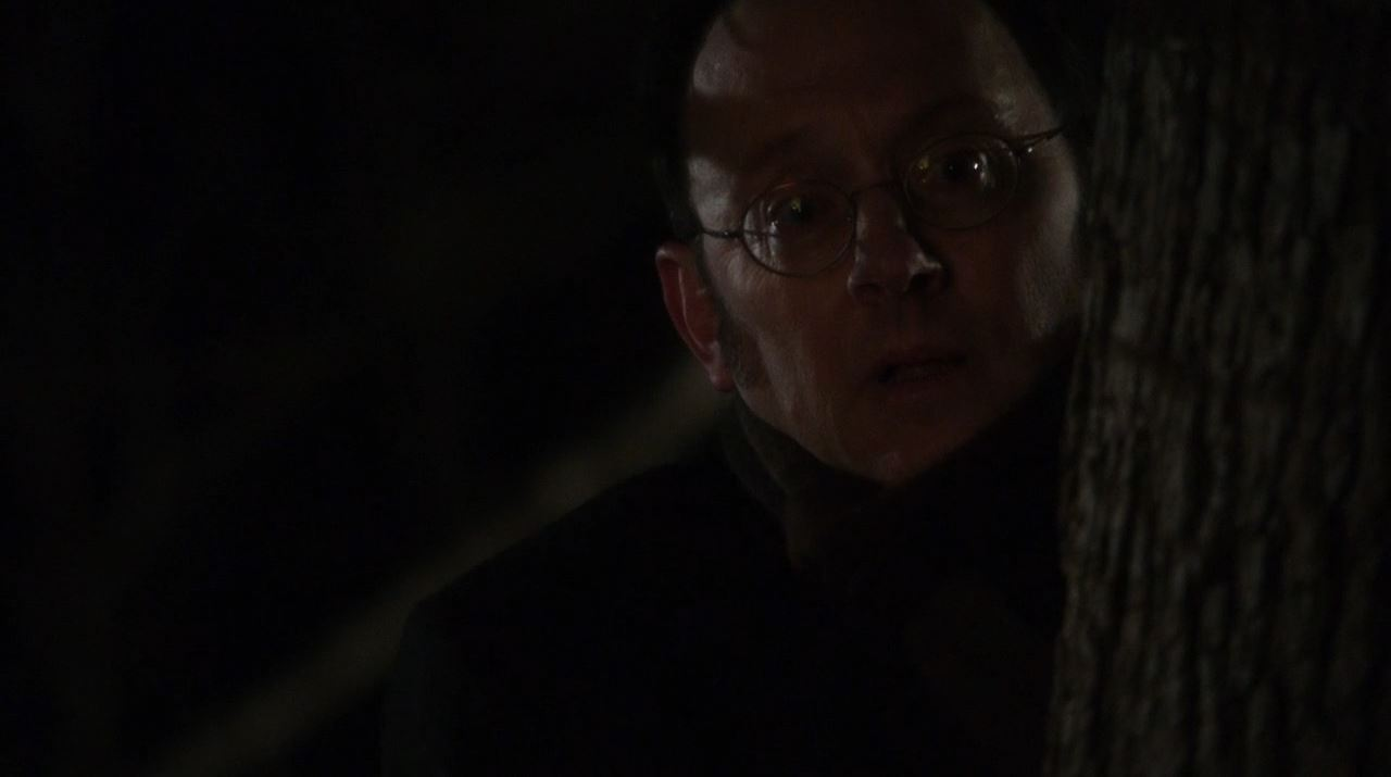 Person of Interest - RAM - Michael Emerson as Harold Finch
