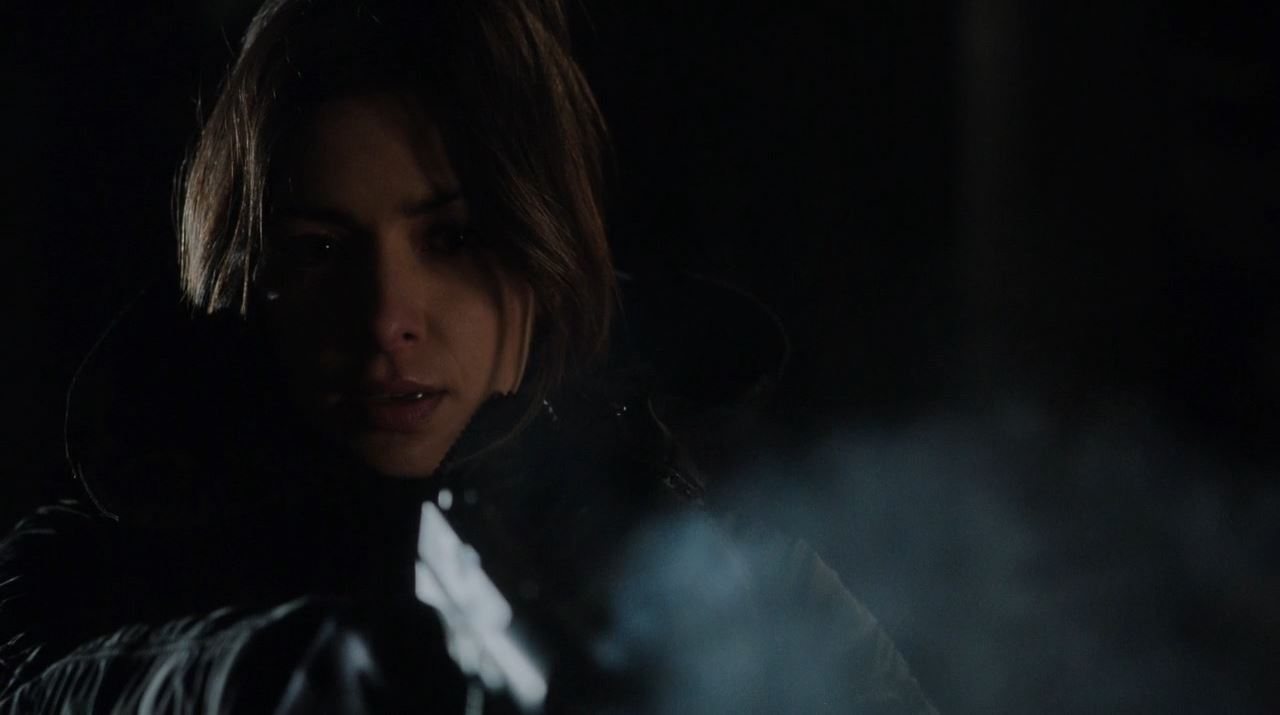 Person of Interest - RAM - Sarah Shahi as agent Shaw