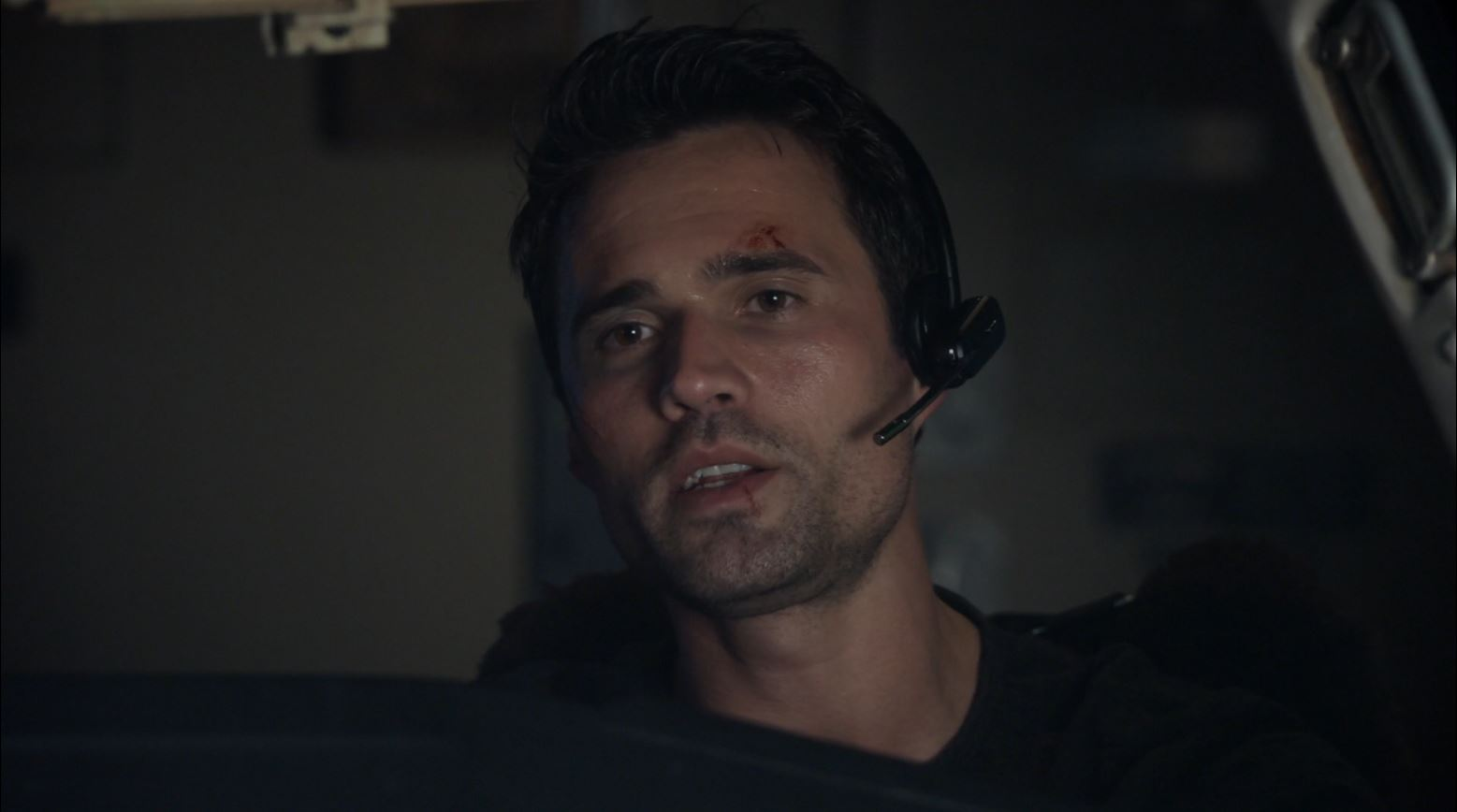 Agents of SHIELD S1Ep20 Nothing Personal - Brett Dalton as Ward