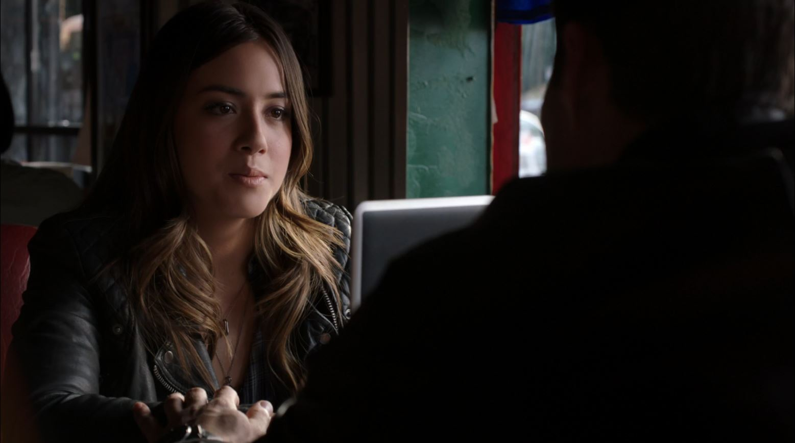 Agents of SHIELD S1Ep20 Nothing Personal - Chloe Bennett as Skye