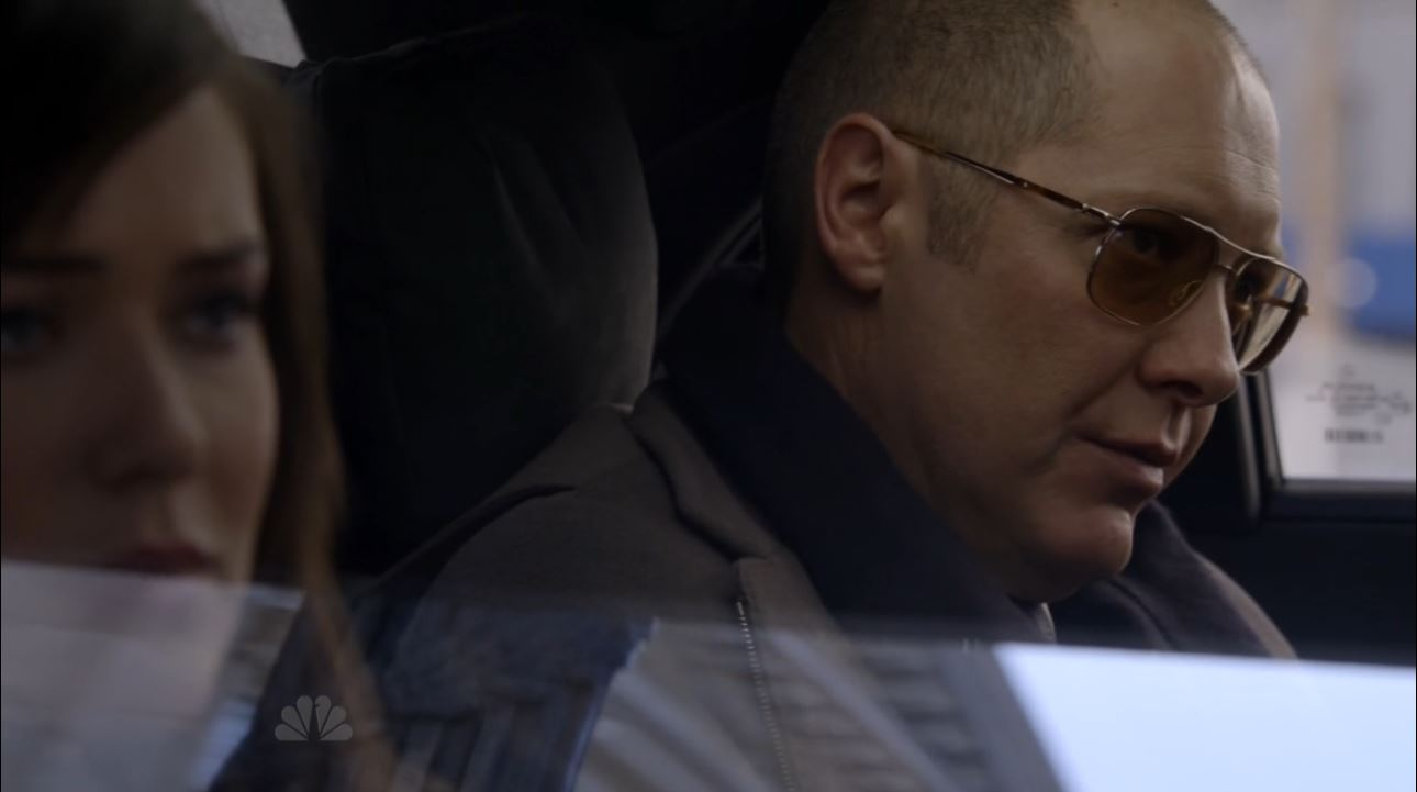 The Blacklist - James Spader as Raymond Reddington