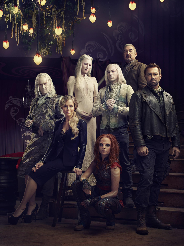 Defiance season 2  - principal cast