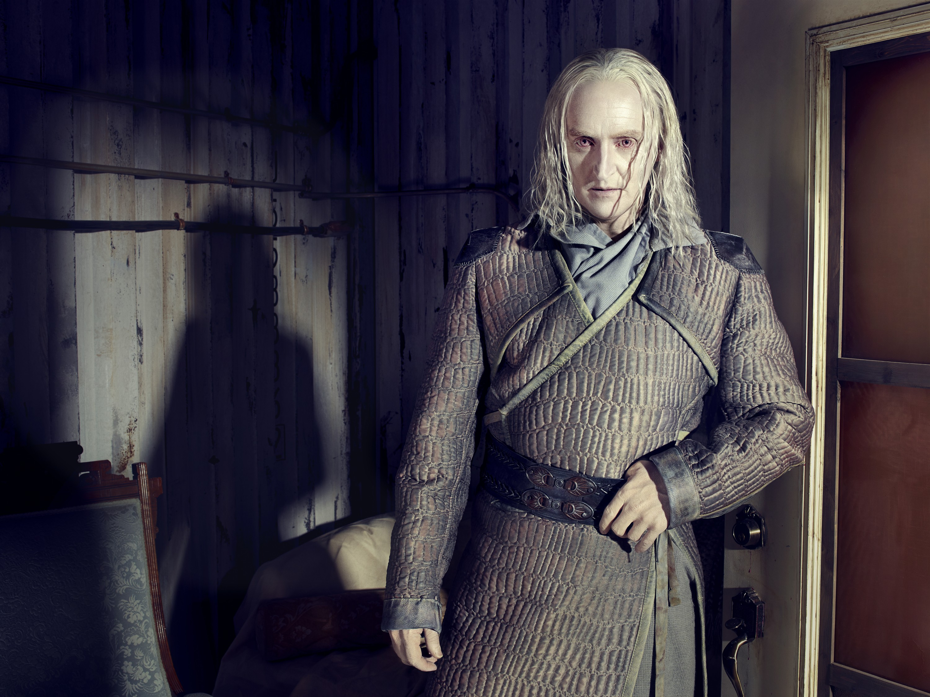 Defiance season 2 - Tony Curran as Datak Tarr