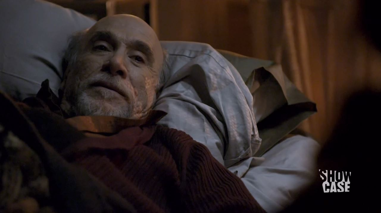 Continuum - Waning Minute - Tony Amendola returns as Kagame