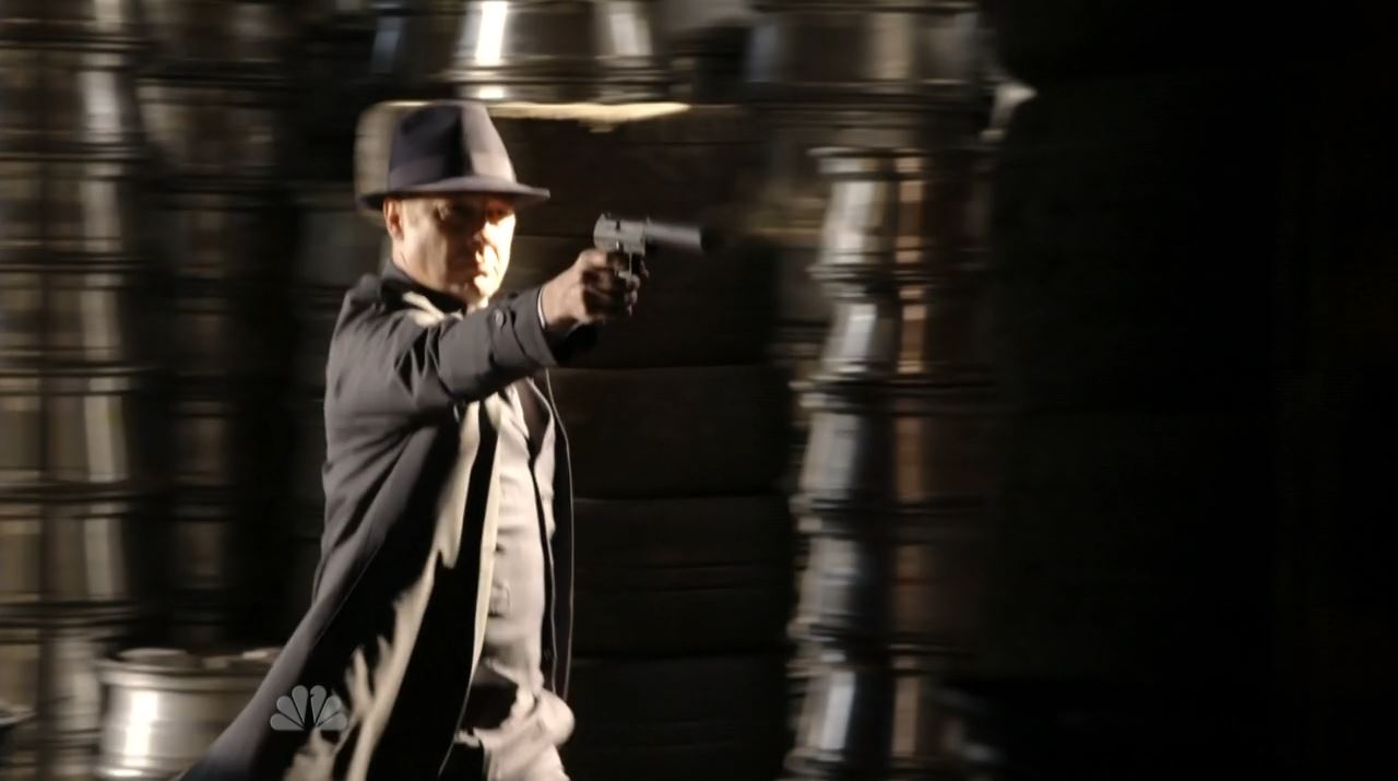 The Blacklist S2Ep3 Dr. James Covington (No. 89) Review
