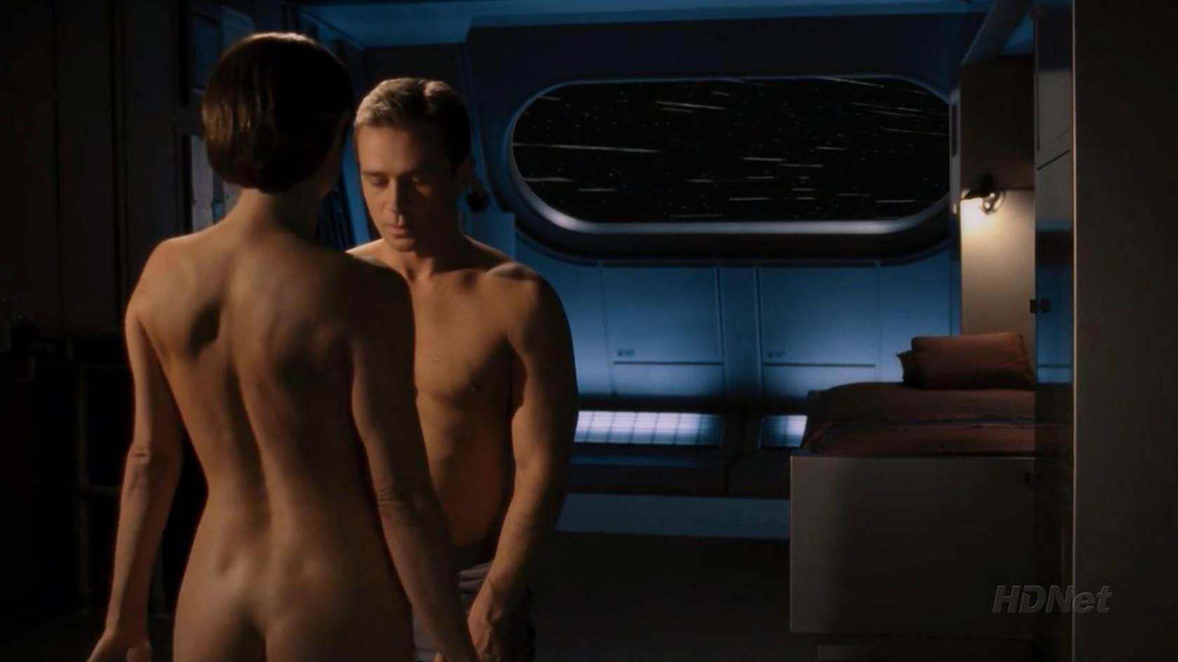Jolene Blalock Nude Enterprise T'Pol  nude