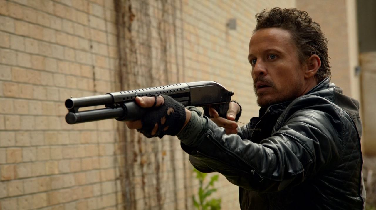 Revolution Tomorrowland - David Lyons as Monroe