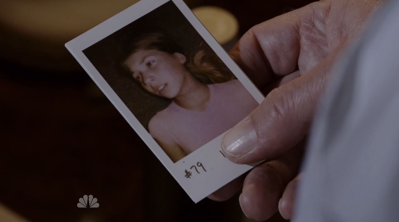 The Blacklist - picture of unknown girl with connection to Berlin and The Stewmaker