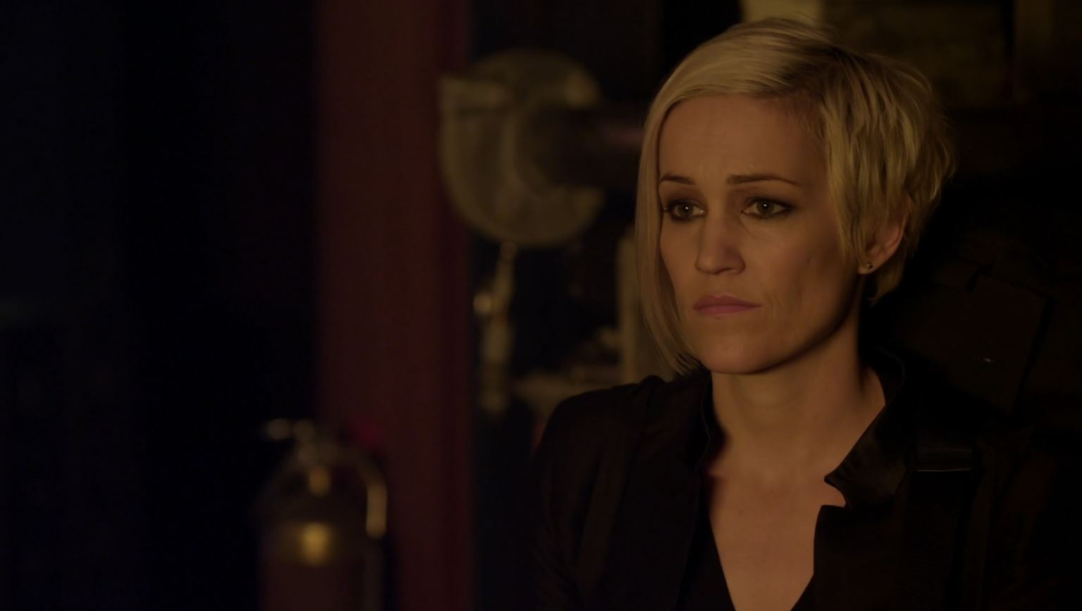 Continuum Season 3 Finale Last Minute Review - Luvia Petersen as Jasmine Garza