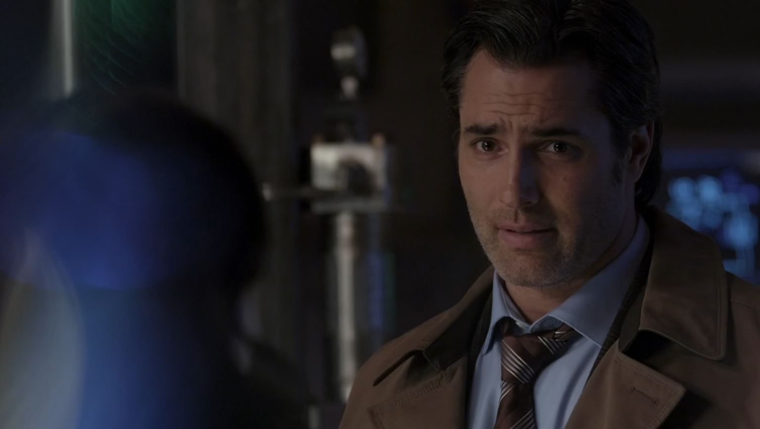 Continuum Season 3 Finale Last Minute Review - Victor Webster as Carlos Fonnegra VPD