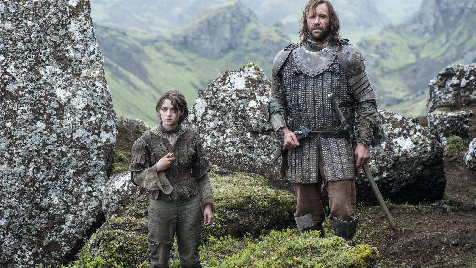 Game of Thrones Season 4 Finale Preview The Children - Arya and the Hound www.scifiempire.net