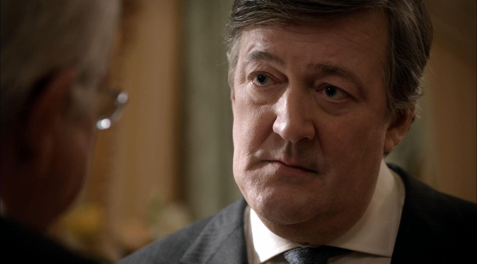 Stephen Fry as Prime Minister Davies 24: Live Another Day Episode 7 Review http://scifiempire.net