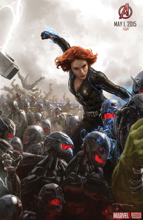 Avengers Age of Ultron Black Widow Scarlett Johansson - www.scifiempire.net