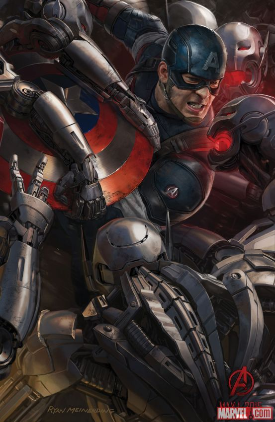 Avengers Age of Ultron Captain America Chris Evans - www.scifiempire.net