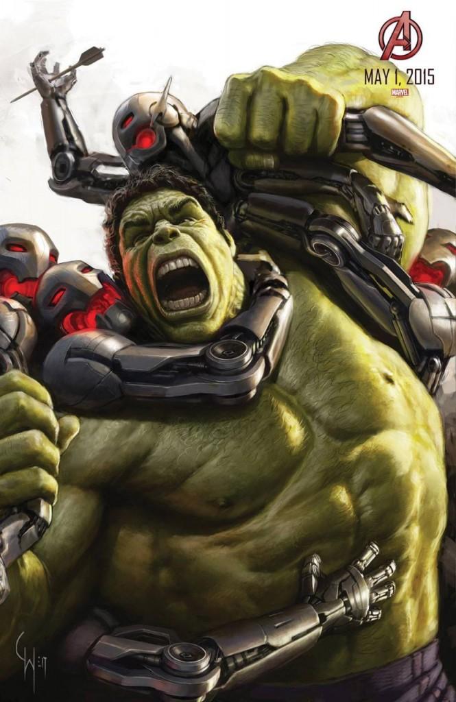 Avengers Age of Ultron Hulk Mark Ruffalo - www.scifiempire.net