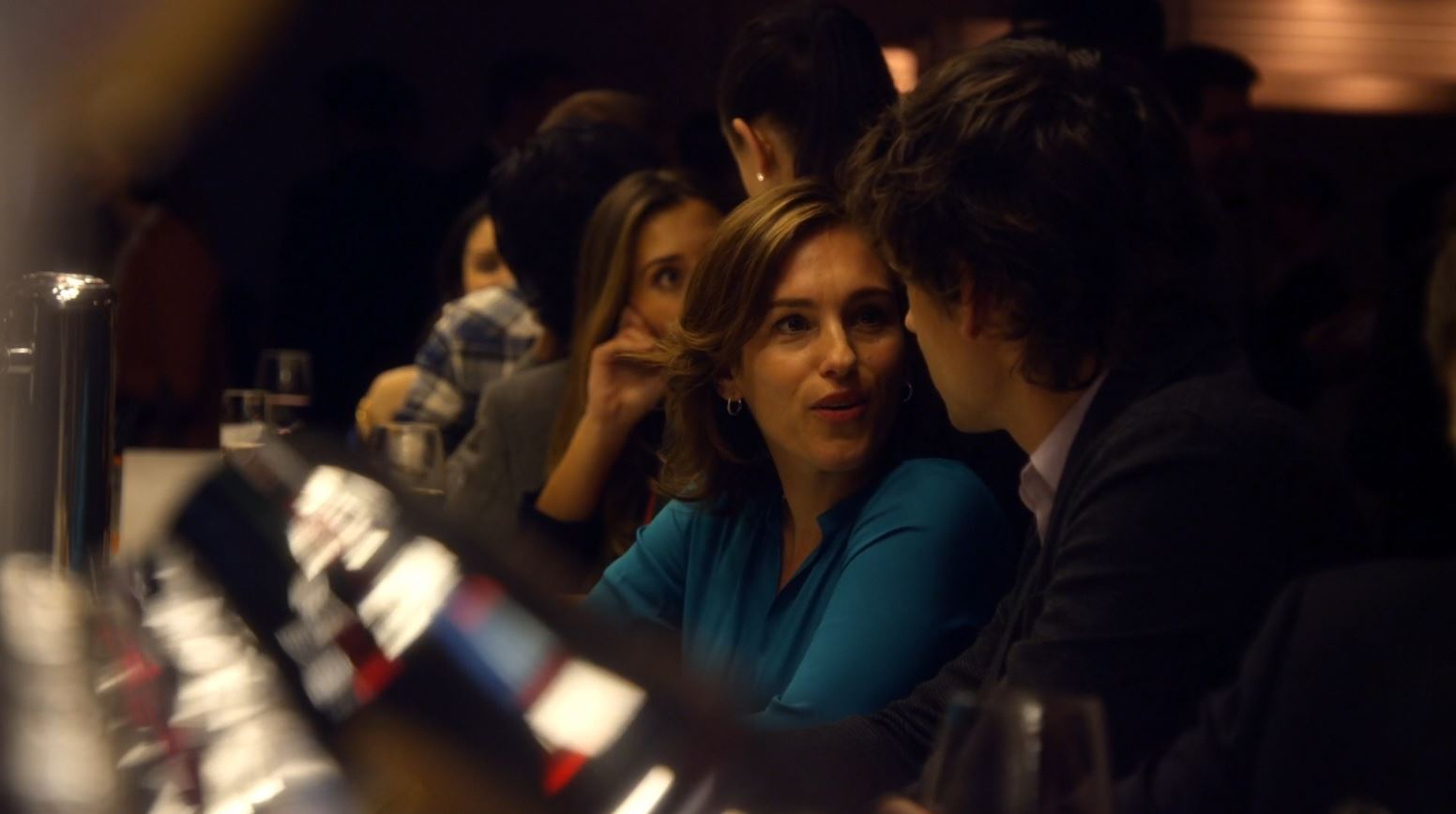 Covert Affairs S5Ep2 False Skorpion Review - Amy Jo Johnson as Hayley Price