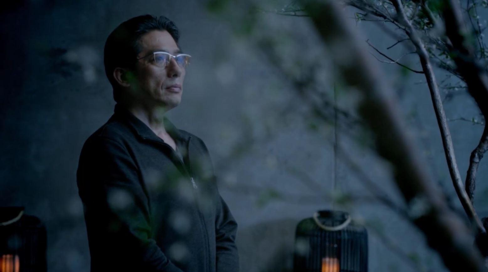 Extant Premiere 'Re-Entry' Review! Yasumoto (Hiroyuki Sanada)